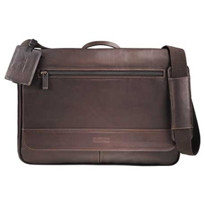 Kenneth Cole Colombian Leather Messenger