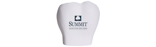 summit-wealth-tooth-stress-ball