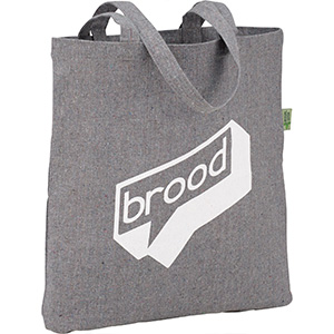 Recycled Cotton Covention Tote