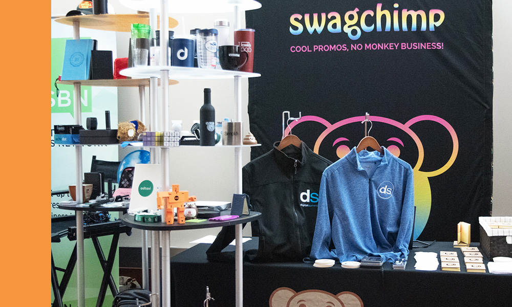About SwagChimp